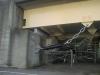 2009 君津市 久保跨線橋 落橋防止構造