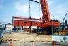 1998 東京都立川市 多摩都市モノレール鋼けた架設